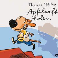 Thomas Müller - Apfelsaft holen © Aladin