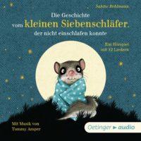 Der kleine Siebenschläfer von Sabine Bohlmann