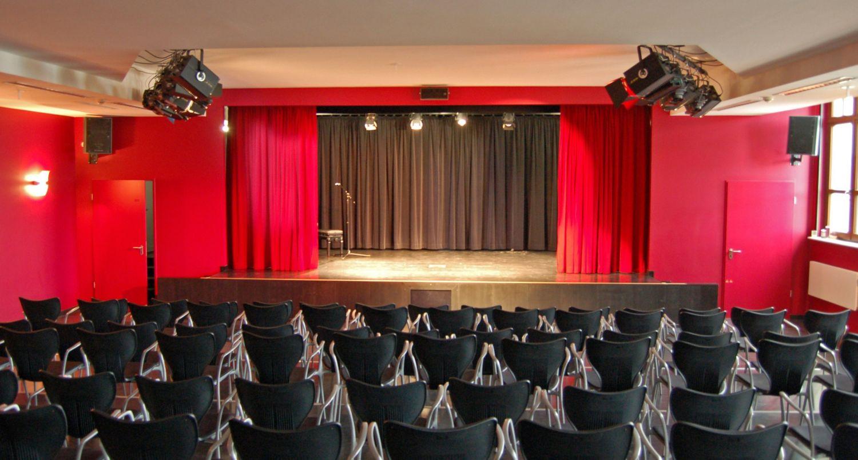 Roter Saal im Residenzschloss © Detlef Schulte - Medienzentrum