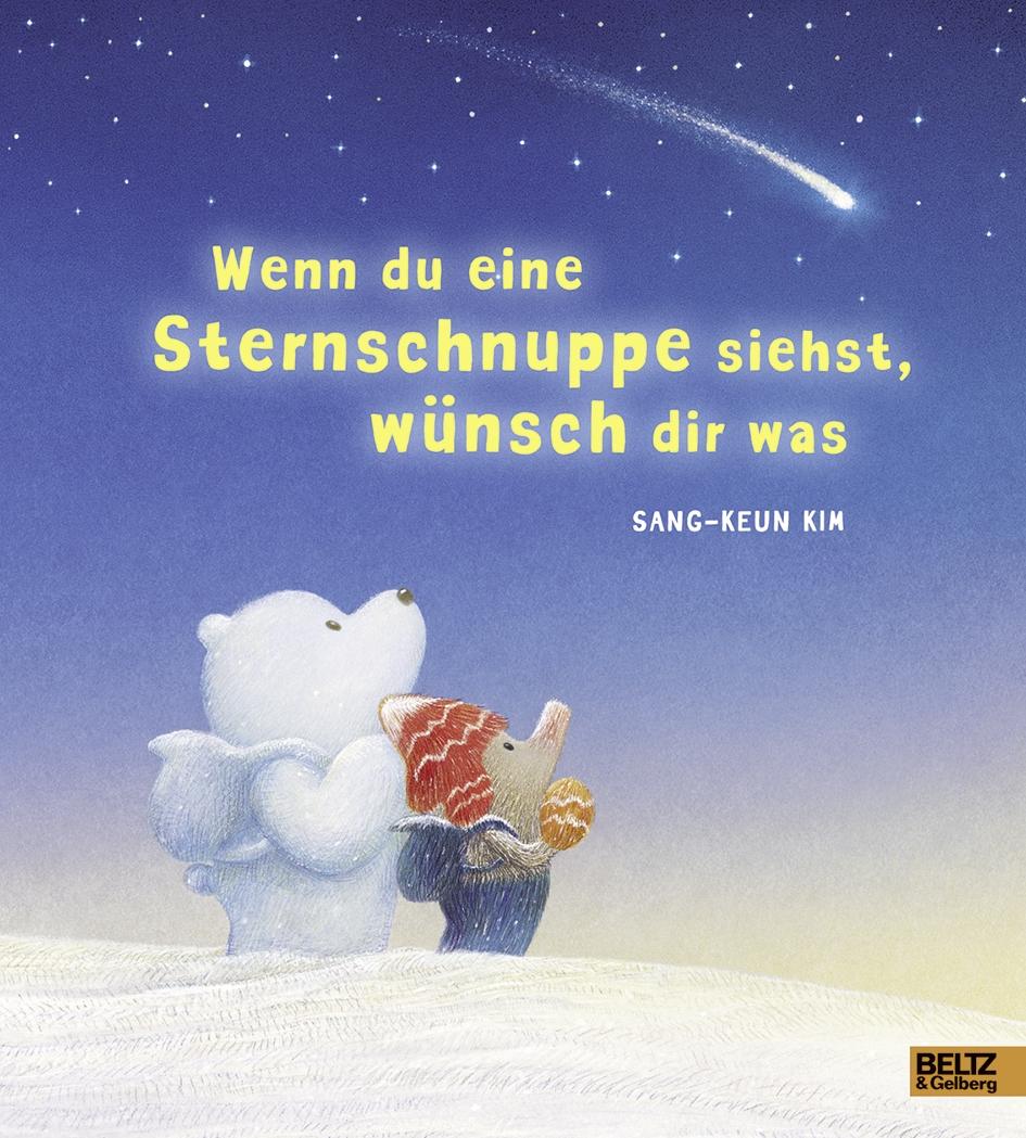 Wenn du eine Sternschnuppe siehst, wünsch dir was © Sang-Keun Kim