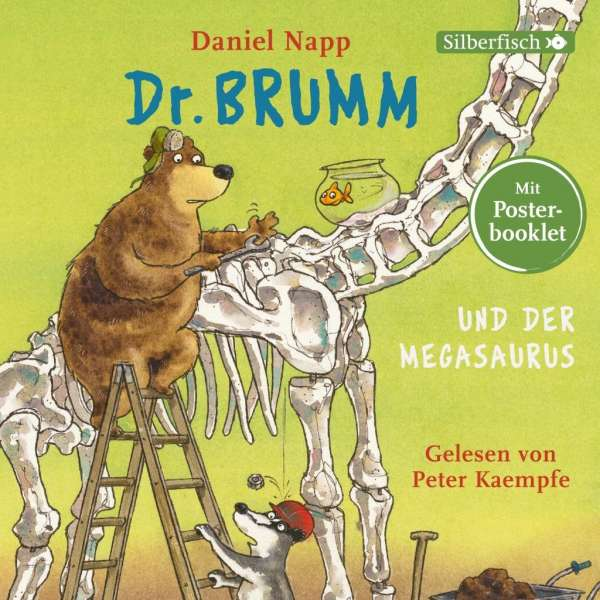 'Dr. Brumm und der Megasaurus' von Daniel Napp