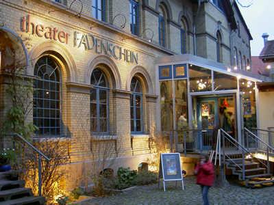 Figurentheater Fadenschein © Gramann