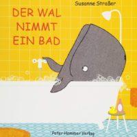 Der Wal nimmt ein Bad von Susanne Straßer