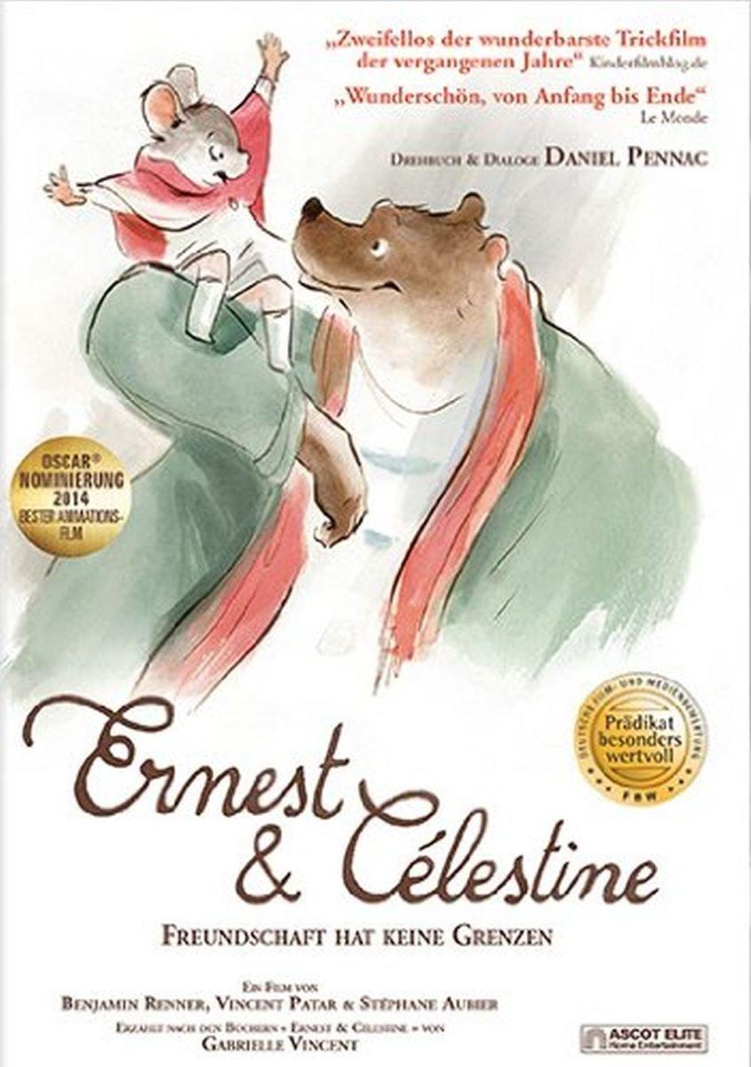 'Ernest & Célestine'
