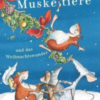Die drei Muskeltiere und das Weihnachtswunder von Ute Krause