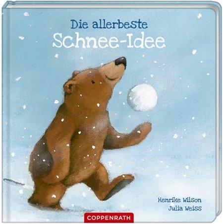 Die allerbeste Schnee-Idee von Julia Weiss